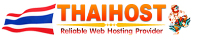 Thai Host Logo